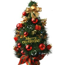 Para fazer folhas de árvore de Natal Rígido filme de PVC colorido