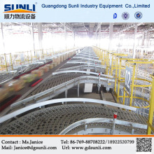 Professional Automated Warehouse A/S R/S Shelf System