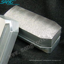 Metal Diamond Fickert pour le polissage
