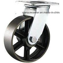 Heavy Duty Cast Iron V Groove Steel Caster