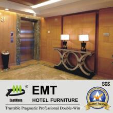 Moderne Public-Area Möbel Mode Dekoriert Schreibtisch Licht Tisch Flower-Stand (EMT-CA31)