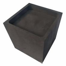 High pure grade durable carbon metallurgy metals melting graphite block