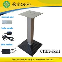 открытый регулируемый по высоте стол с пультом дистанционного управления батареи, без провода
