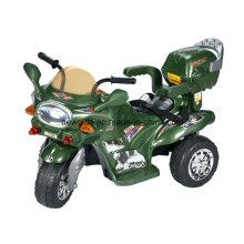 3 rodas 6v controle remoto de energia de bateria crianças passeio no brinquedo da motocicleta