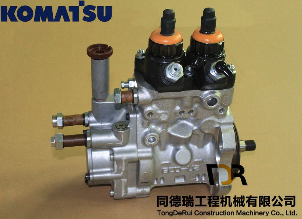 PC450-7 Injection Pump