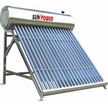 Produit solaire en acier de couleur (SPC)