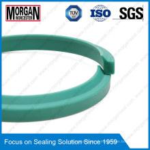 P1 Perfil NBR / FKM anel hidráulico de vedação de borracha de cilindro