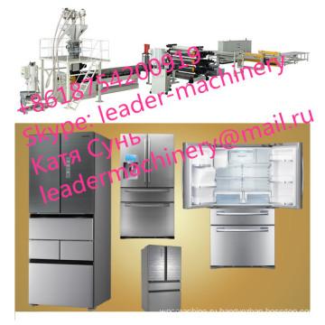 АБС ПММА ПС бедер холодильник листа Co-Штранг-прессования линия \ Производство машин