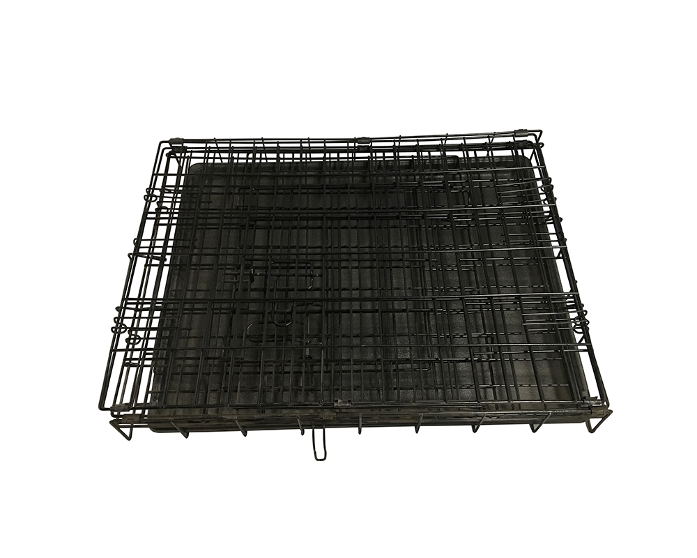 Portable Puppy Pet Dog Folding Crate