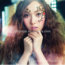 Cool Sexy Style Skin Care Safe Face Sticker Tattoo Paper
