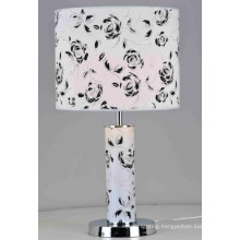 Chinese Style Indoor Decorative Fabric Table Lamp