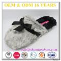 La mode la plus nouvelle conception hiver chaude pantouflasse intérieure