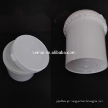 Balde de plástico de grande tamanho para uso industrial garrafa de líquido de 1LL 1.7L para lavagem de mãos garrafas grossas grossas garrafas grossistas