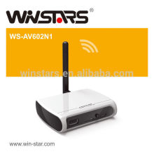 Wireless HDTV Android TV dongle / Caixa com HDTV (802.11 b / g / n)