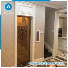 Экономические энергосберегающие Домашний лифт, пассажирский Лифт с небольшой загрузкой