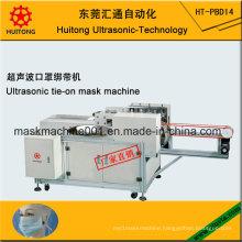 Ultrasonic Mask Tie-on Making Machine for Non-Woven Machine