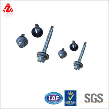 Galvanized Hex cap screw
