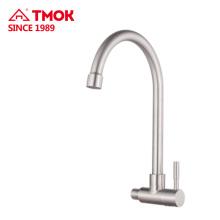 SUS 304 Badezimmer Sanitärausstattungshähne greifen Plattform an, die Küchenwaschbeckenhahn anbringt