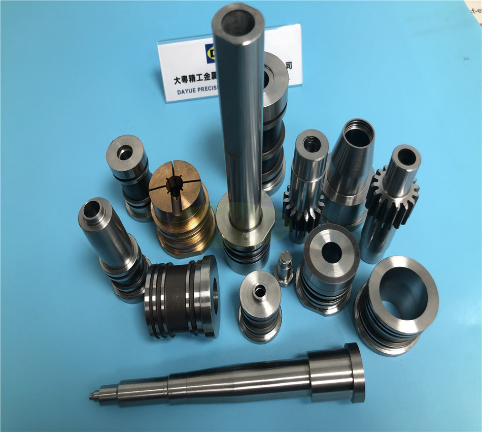 mold Components manufacturer