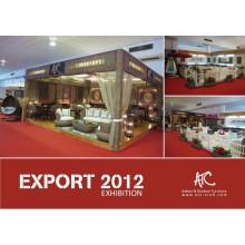 Feria de exportación de Vietnam 2012 Fábrica de muebles para el hogar