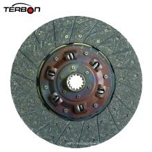 430 * 250 * 14 * 48 * 6S auto disco de embreagem peças de embreagem material de fricção, placa de embreagem