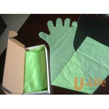Einmal-Langarm-Veterinär-Handschuhe (90cm)