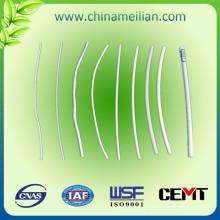 Mangas de fibra de vidrio de alta temperatura