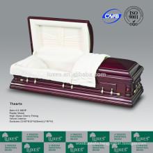 LUXES POPLAR Wooden Casket Coffin