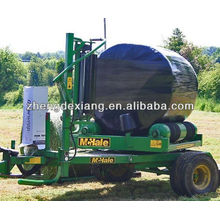 Agriculture Use LLDPE Grass Bale Silage Wrap
