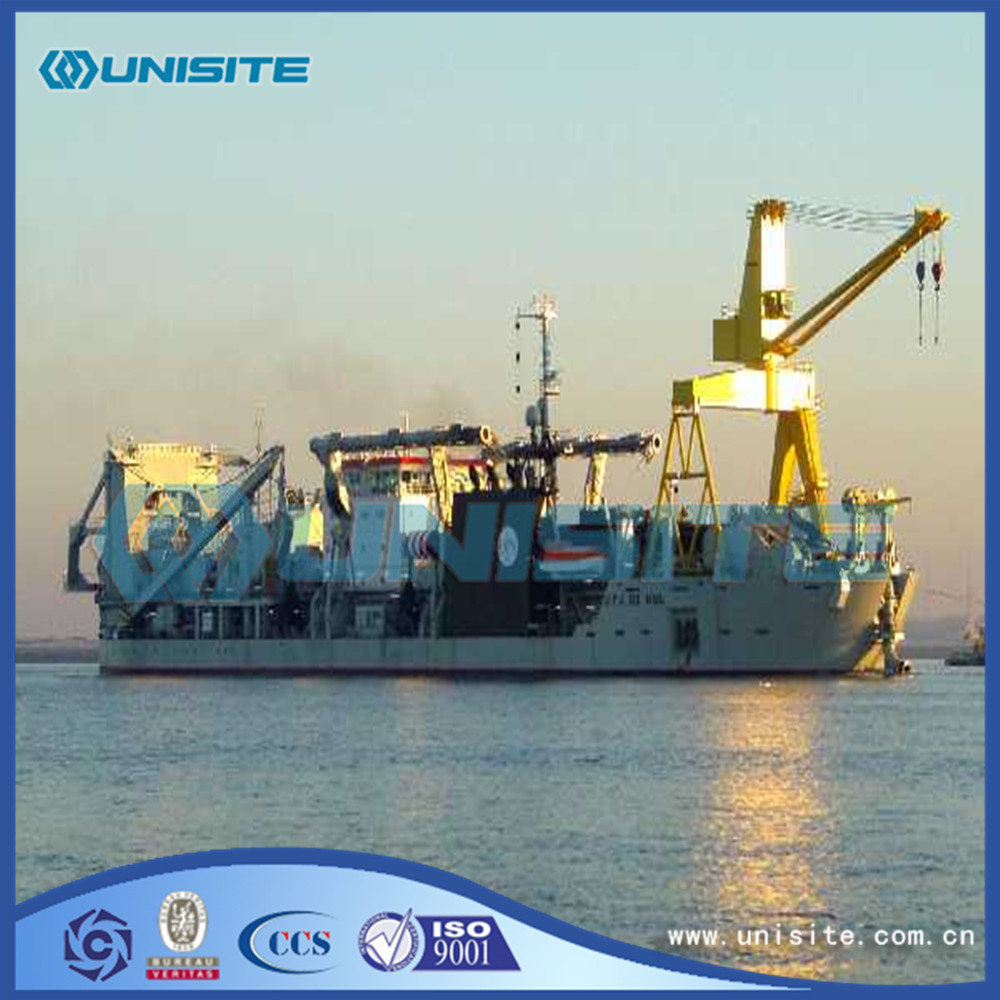 Suction Cutter Dredger