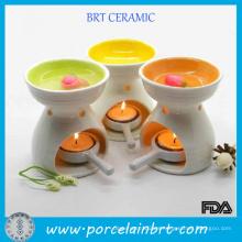 El quemador de aceite esencial de cerámica más nuevo del diseño