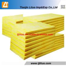 Cor Amarela Lã de Vidro Cobertor de Vidro