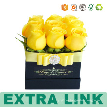 Flower Bouquets Packaging Custom Bouquet Printing Paper Boxes