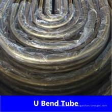 China Cobre Níquel U Bend Tube de C70600 C71500 C68700