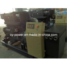 Морской генератор G128 и Sc15g Series150-270kw, двигатель Sdec с генератором марафона