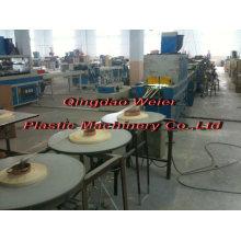 PVC single edge Banding production line