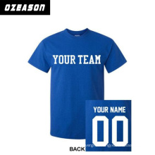 Custom Sportswear Top Quality Sublimation Men T Shirt with Round Neck