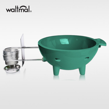 Waltmal Outdoor Hot Tub di Atrovirens