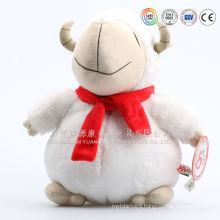 ICTI audits OEM and ODM factory custom mascot sheep toy