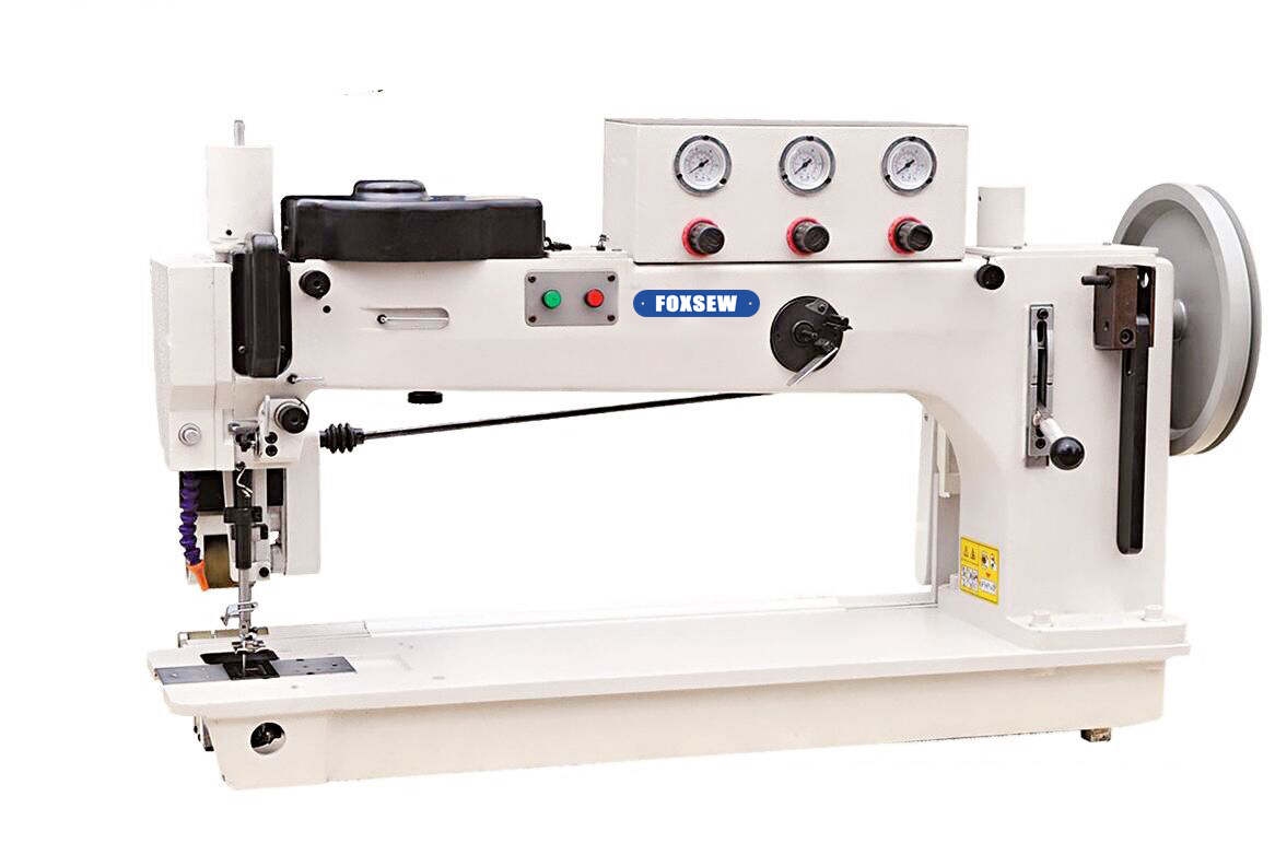 KD-366-76-12HM Long Arm Heavy Duty Sails Making ZigZag Sewing Machine