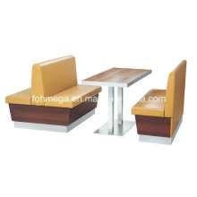 Neue Ankunfts-Kaffeehaus-Tabelle und Tabelle (FOH-CBCK07)