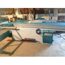 2015 High Efficiency Good Quality Sliding Table Saw Wood Cutting Machine