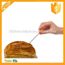 Non-toxic Wholesale Silicone Stainless Steel Cake Tester