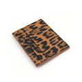 2020 New Leopard Leather Business Kreditkartenetui