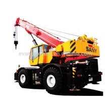 55 Ton SANY Rough Terrain Truck Crane SRC550H