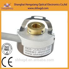 China Encoder Fabrik KN35 Drehgeber Encoder Scheiben Sensor Spannungsausgang, DC12-24V