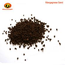 Mn 34% de sable de manganèse pour l'eau