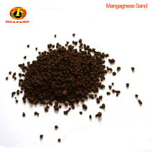 Manganese Green Sand 30-46% / Manganese Sand For Water Treatment