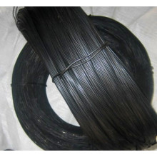 1.42 mm SWG cable de hierro negro
