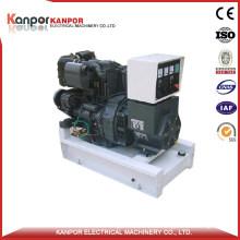 45kVA 50/60Hz Lovol Open Type/Silent Type Diesel Generator